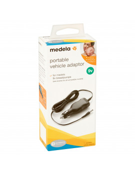 Medela Pump In Style Vehicle Adapter