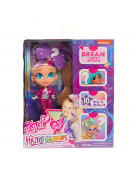 JoJo Loves Hairdorables D.R.E.A.M. Limited Edition Doll