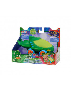Disney Junior PJ Masks Rev-N-Rumbler Gekko-Mobile Vehicle [Glow-in-the-Dark]