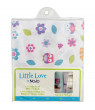 Little Love Curtain Panel , Adorable Orchard, 1.0 CT