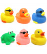 DimpleChild Easter Fun Light Up Duck, Single (Assorted/Color May Vary) - Multi Color
