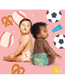 Hello Bello Diapers - Major Leaguers & Penalty Kick - Size 5 (20ct)