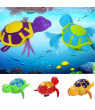 Funny Toys Swimming Chain Turtle Baby Bath Toys