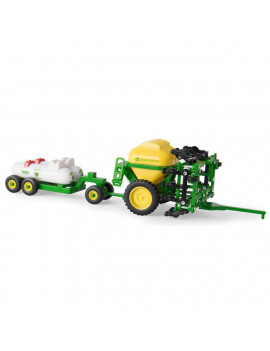 1 by 64 Scale John Deere 2510H Nutrient Applicator Toy Set
