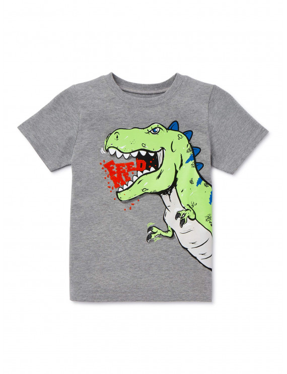 Garanimals Toddler Boy Short Sleeve Graphic Tee