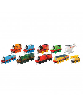 Thomas & Friends TrackMaster Sodor Steamies Train Engines Set