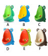 Baby Boy Wall-Mounted Hook Frog Potty Toilet Training Stand Vertical Urinal;Baby Boy Wall-Mounted Hook Frog Potty Toilet Training Stand Vertical Urinal