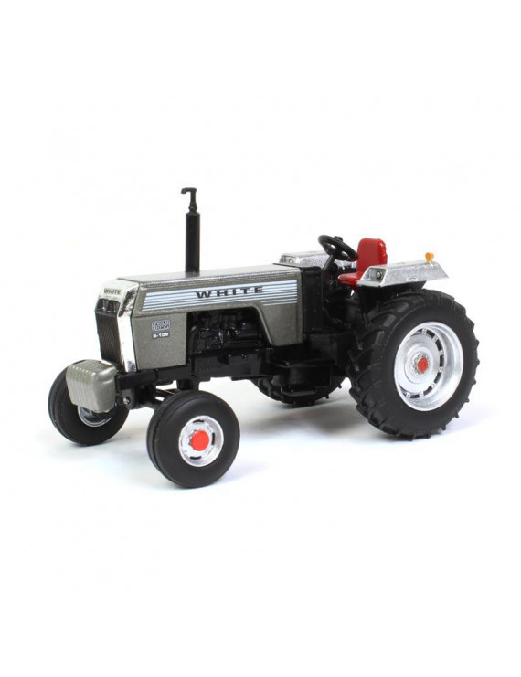 1/64 High Detail White Field Boss 2-105 Open Station, 2018 Limited Edition Toy Tractor Times Cust-1622