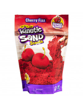 Kinetic Compounds Kinetic Sand Scented Cherry Fizz