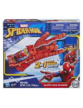 Marvel Spider-Man Super Web Slinger, for Kids Ages 5 and Up