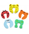 1PCS Animal/ Baby Door Card Protection Tools for Baby Safety Door Care Card Cute Appearance,Red Ladybug