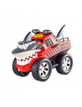 Adventure Force Red Shark Truck