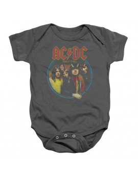 Acdc - Highway To Hell - Infant Snapsuit - 12 Month