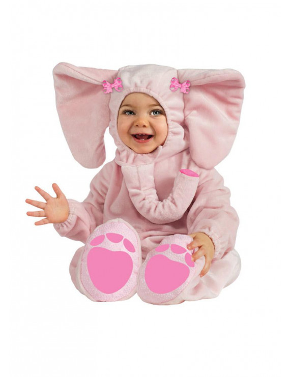Infant Pink Ella-Fun Costume Rubies 881526