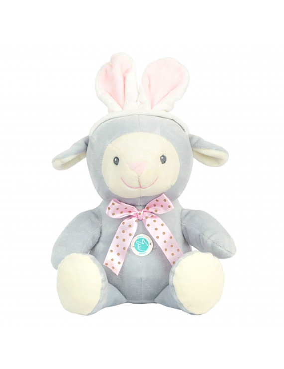 Way To Celebrate Easter Squeeze and Talk Plush Toy-Lamb