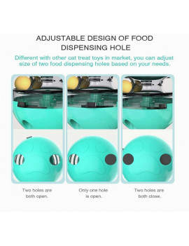 New Food Feeder Advanced Multifunctional Cat Toy pet Training Tool  Funny Cat Stick Educational Toy