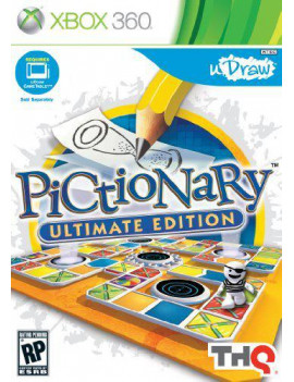 uDraw Pictionary: Ultimate Edition, THQ, PlayStation 3, 752919993590