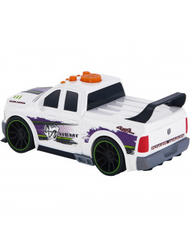 Adventure Force Gliders Motorized Vehicles, Dodge Ram, White