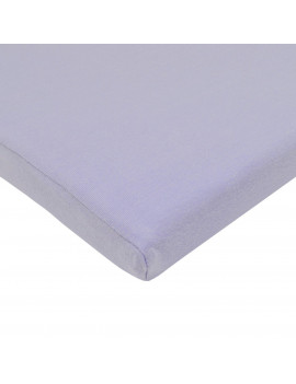 ***DISCONTINUED*** TL Care Supreme 100 Percent Jersey Knit Bassinet Sheet, Lavender