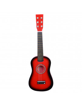 "23"" Acoustic Guitar for Kids, Gift Classic Musical Instrument Guitar Toys for Children, Wood Color Strings Beginner Practice Guitar for Child Kids Boys Girls, Extra Guitar String"