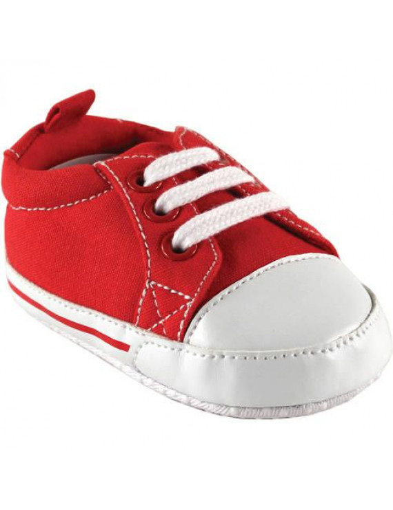 Baby Boy Basic Canvas Sneakers