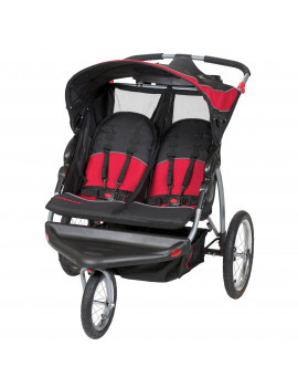 Baby Trend Expedition Double Jogging Stroller, Centennial