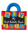 Personalized Melissa & Doug® My First Activity Soft Book