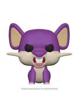 Funko POP! Games: Pokemon S3 - Rattata