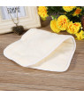 Ccdes Cloth Diaper Pad 1PC 4Layers Bamboo Fiber Adult Incontinence Cloth Nappy Liner Diaper Insert Pad