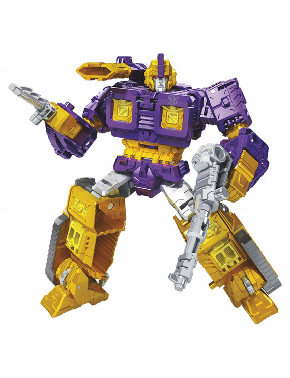 Transformers Generations War for Cybertron Deluxe WFC-S42 Autobot Impactor
