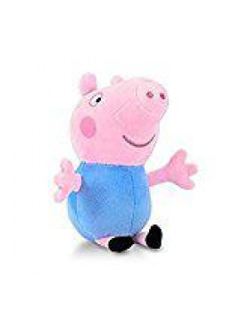 Peppa Pig And Friends SM Plush With Sound - George Pig