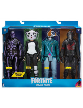 Fortnite Squad Mode 12 inch Action Figures 4-Pack