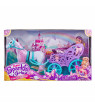Sparkle Girlz Princess Doll with Styling Horse & Carriage by ZURU