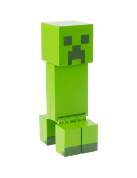Minecraft Creeper Large-Scale Pixelated Figure, Green