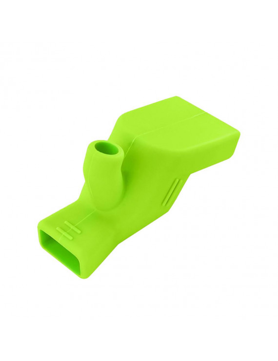 【LNCDIS】Silicone Bathroom Sink Faucet Extender For Baby Kids Children Hand Washing CA