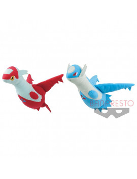"Banpresto Pokemon Focus Prize Legendary Latias 13"" Large Plush"