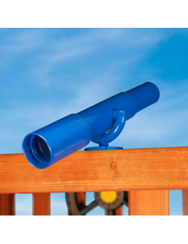 Gorilla Playsets Telescope with Mounting Hardware - Blue
