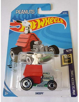 2020 Hot Wheels Peanuts Snoopy HW Screen Time 9/10