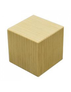 "10 Pcs 5"" Pine Memory Cube make great wooden photo blocks, decorative baby blocks, wooden ABC blocks & more.  Create your wooden memory block with our wood cubes, available in a variety of sizes."
