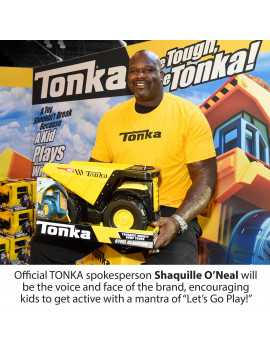 Tonka - Mighty Force - Lights and Sounds - Police Cruiser