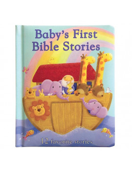 Baby's First Bible Stories (Board Book)