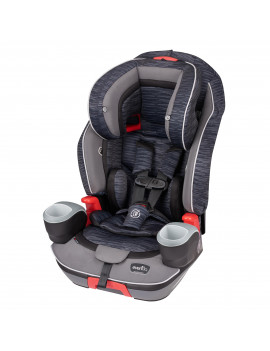 Evenflo Platinum Evolve 3-In-1 Combination Booster Car Seat, Imagination