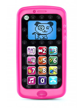 LeapFrog Chat and Count Smart Phone - Violet