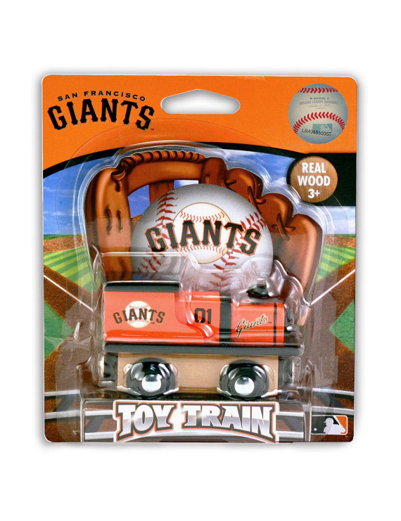 MasterPieces MLB San Fransisco Sports Toy Train