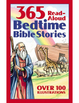 365 Read-Aloud Bedtime Bible Stories (Paperback)