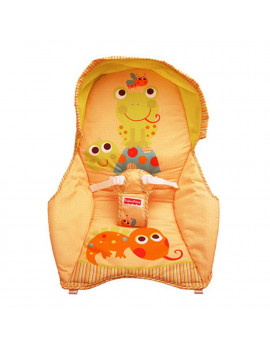 Replacement Parts for Fisher-Price Newborn-to-Toddler Portable Rocker T2518 - Includes Lizard, Turtle and Frog Design Pad