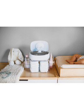 Prince Lionheart Evo Wipes Warmer with Dresser Top Diaper Depot