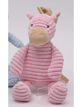 "(1880SHP) 12"" Kordy Horse Rattle (Pink)"