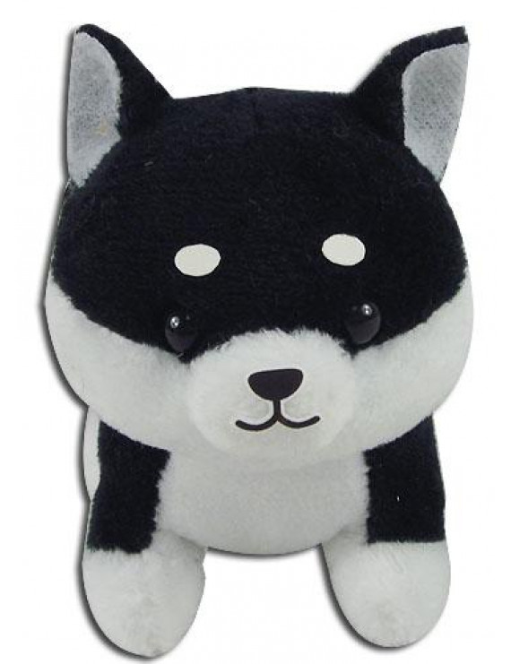Great Eastern - Black Shiba Plush 3''