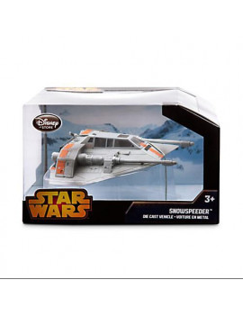 Star Wars The Empire Strikes Back Snowspeeder Diecast Vehicle [Black Box]